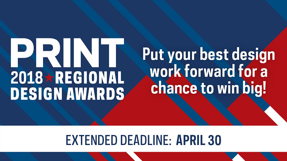 PRINT 2018 Regional design awards