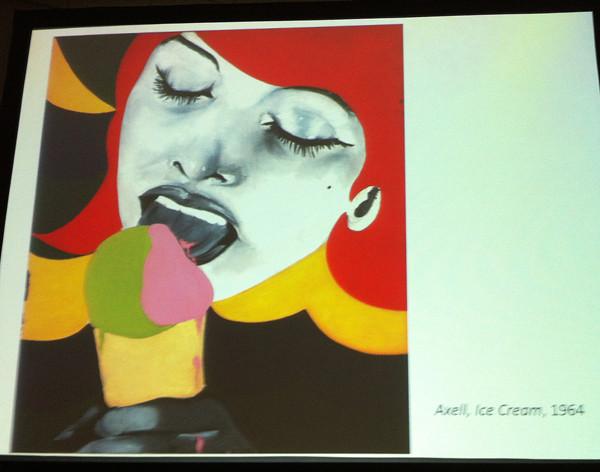 Niki de Saint Phalle: King Kong, 1963. © 2012 Niki Charitable Art Foundation. Photo courtesy of Jennifer Sudul.