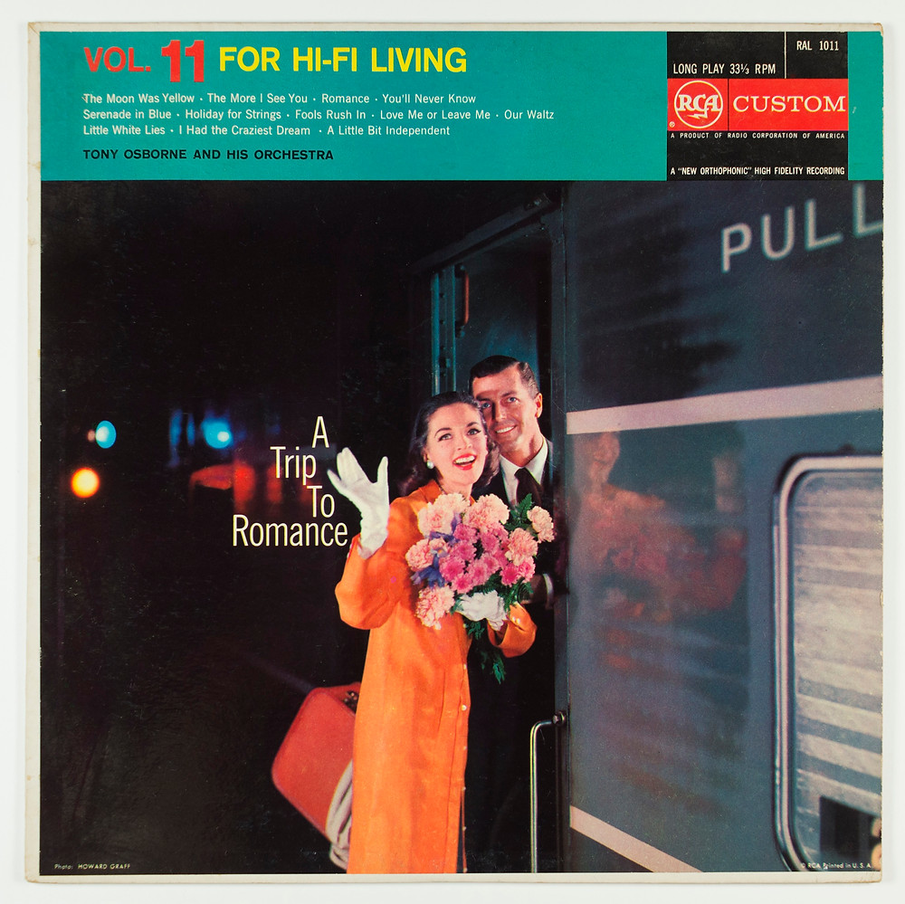 Hi-Fi Living is a book about the vinyl LP.