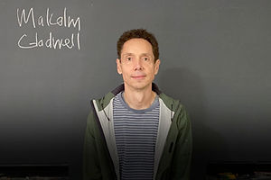 Design Matters: Malcolm Gladwell