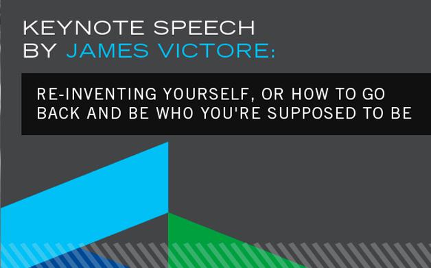 James Victore, Keynote Speaker