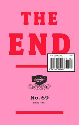 Emigre final issue