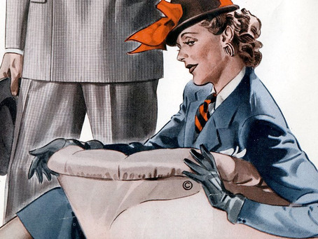 1940s Fashion | What The Best Dressed Civilians Wore