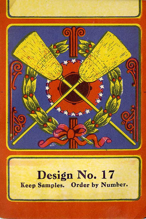 Broom- Design No. 17