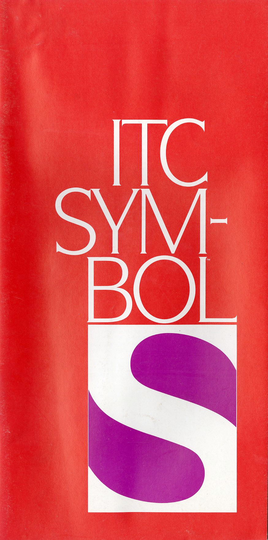 The International Typeface Corporation was one of the first typeface foundries born of out the world of photos.