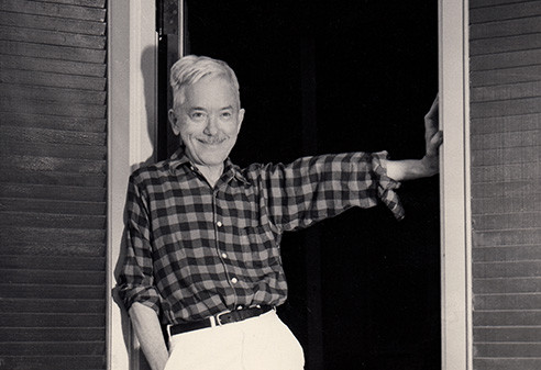 The Remarkable W.A. Dwiggins portrait