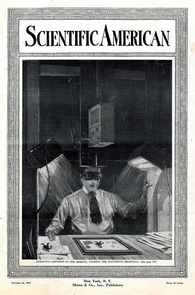 Scientific American October 14, 1916