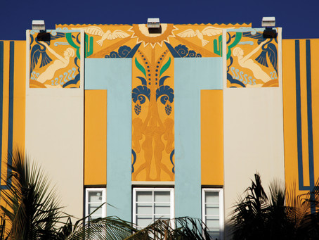 Jewels of Deco Architecture