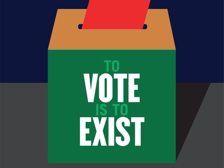 Weekend Heller: VOTE or Shut Up!