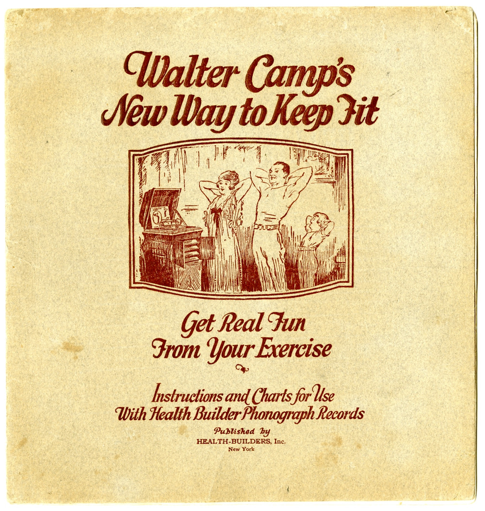 Walter camps new way to keep fit cover