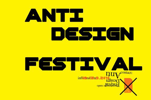 Anti - design festival
