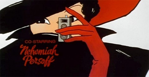 Mrs. Pollifax–Spy  opening title, 1971