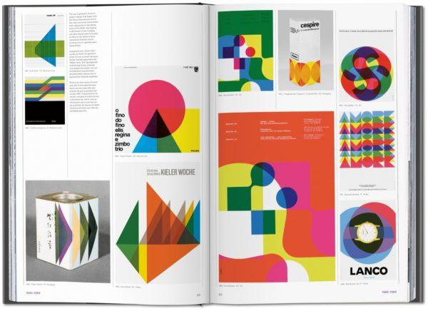 The History of Graphic Design vol 2 Taschen Books