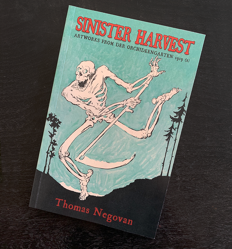 Sinister Harvest Thomas Negovan