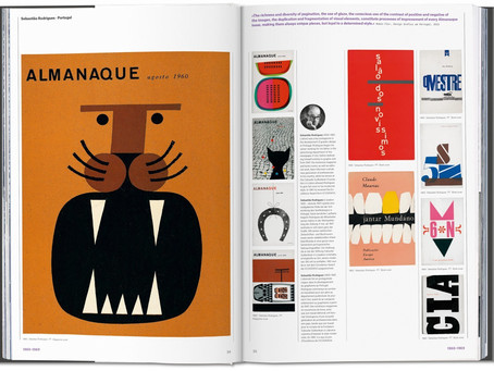 The History of Graphic Design from Taschen Books