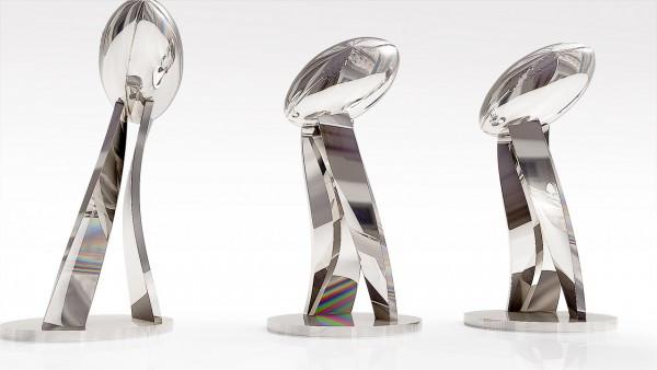 3D modeling designer design for NFLPA Colgate Bowl