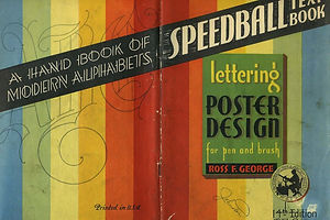 The Vintage Speedball Textbook