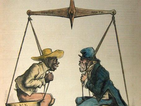 Editorial Cartoonist Thomas Nast: Anti-Irish, Anti-Catholic Bigot?