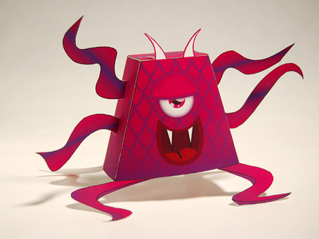Everything You Need to Know About Paper Toy Monsters (and Much, Much More)