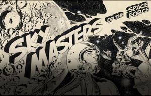 Sky Masters: Jack Kirby in the Cosmos