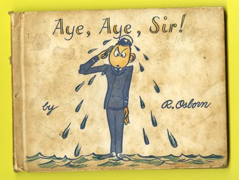 Aye, Aye Sir Cover