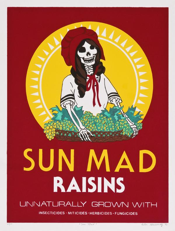 Estér Hernandez: Sun Mad,1982