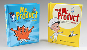 Mr. Product and Meet Mr. Product covers © 2015 Warren Dotz from Mr. Product © 2015 Warren Dotz