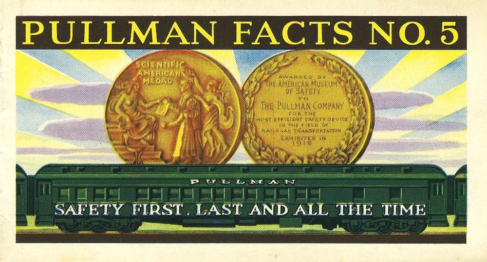 Pullman Facts No. 5