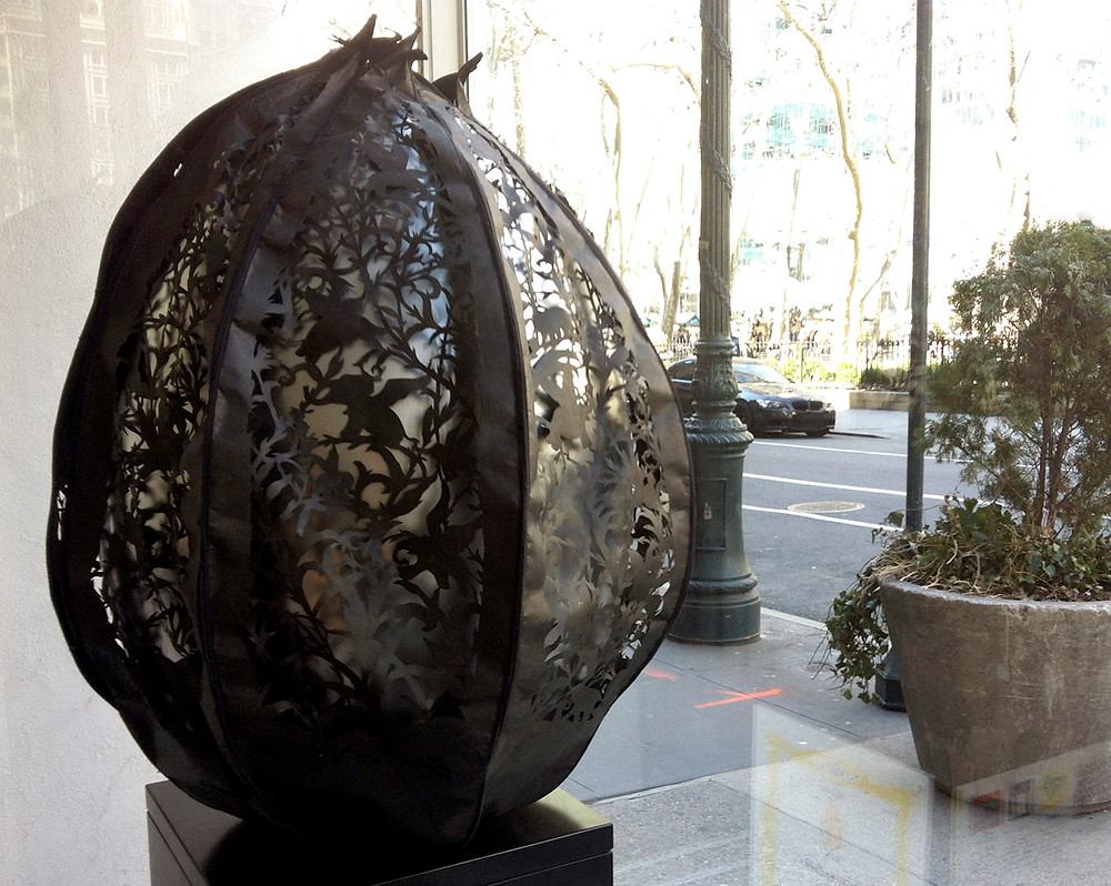 Egg #111 by Béatrice Coron