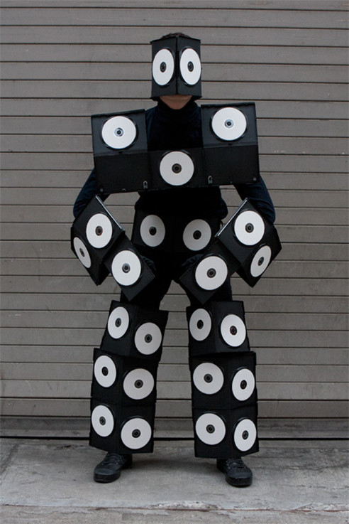 Ken Tanabe's costume