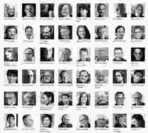 Just a few of the contributors to D&B