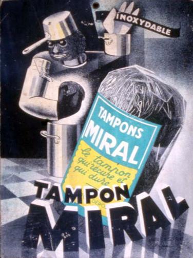 Tampon miral