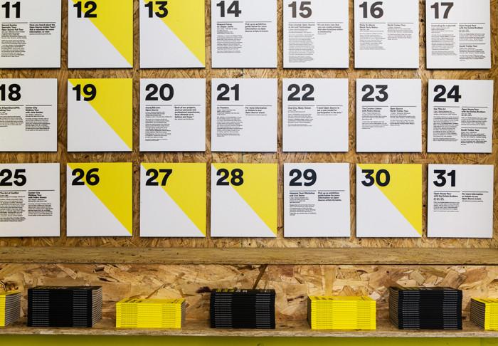 OpenSource_CalendarWall