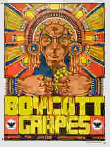 Xavier Viramontes: Boycott Grapes, 1973