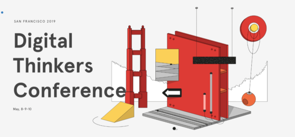 Attending a design conference is a great way to meet new people and discuss new ideas.