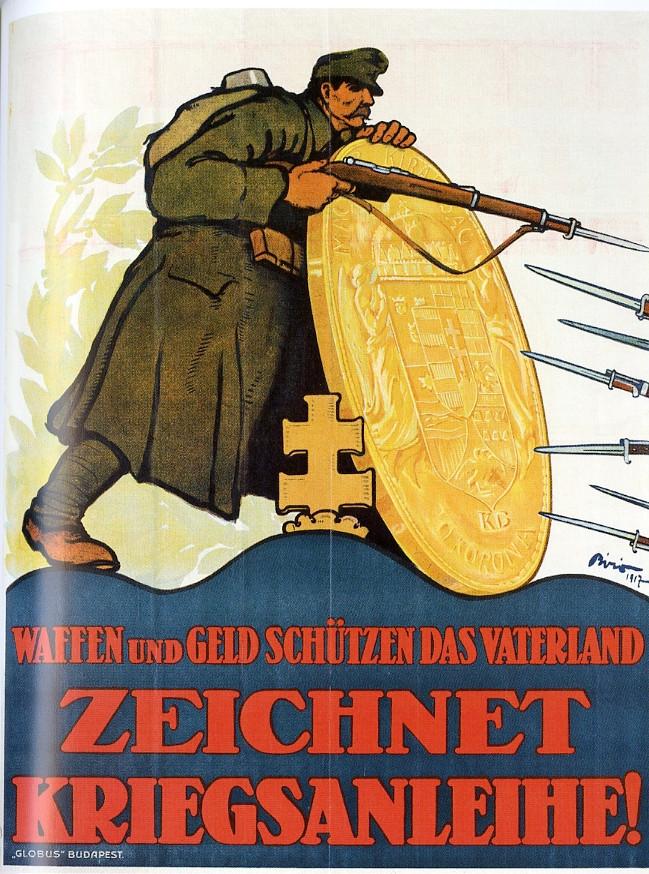 Zeichnet Kriegsanleihe!
