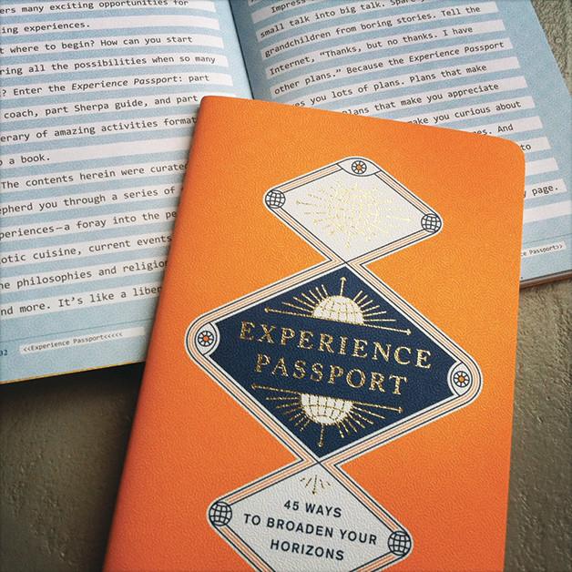 psprt_book; book design