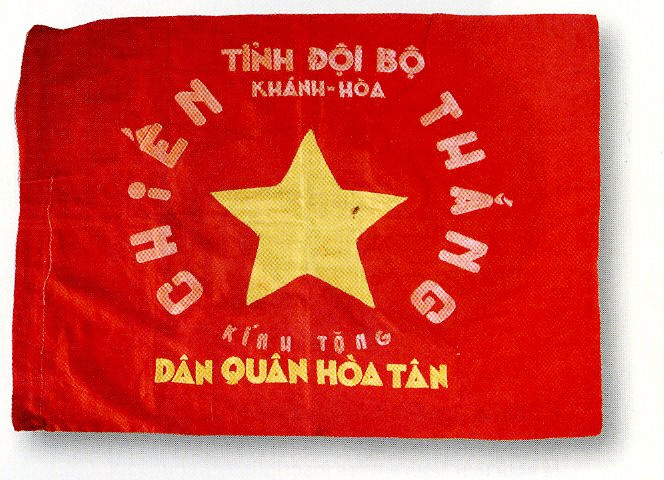 """propaganda and paraphernalia that inspired and motivated the """"North Vietnamese"""" to drive the French from their country"""