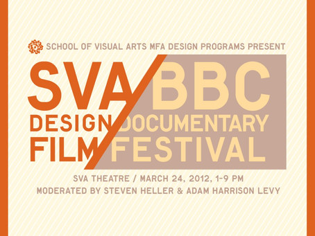 BBC Design Documentaries at SVA
