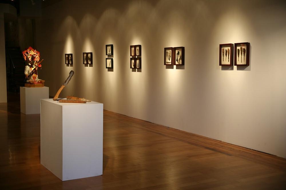 Bill McRight display