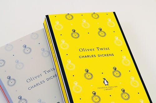 An updated edition of Oliver Twist offers a yellow cautionary tale.