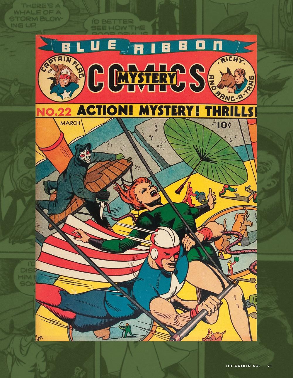 Comic Book History