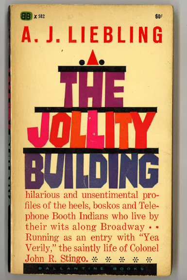 The jollity buliding