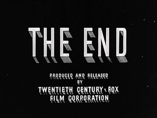 The day the earth stood still movie title screen