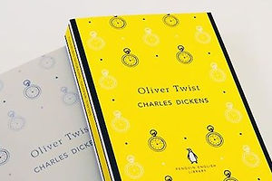 The Resurgence of Yellow Book Covers