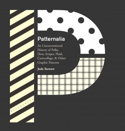Patternalia by Jude Stewart, http://amzn.to/1OfW7Rd