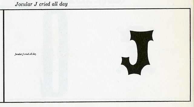 "jocular ""J"" cried all day"