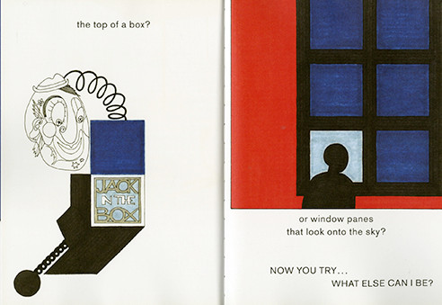 "Ann Rand illustrated ""What Can I Be?"" posthumously."