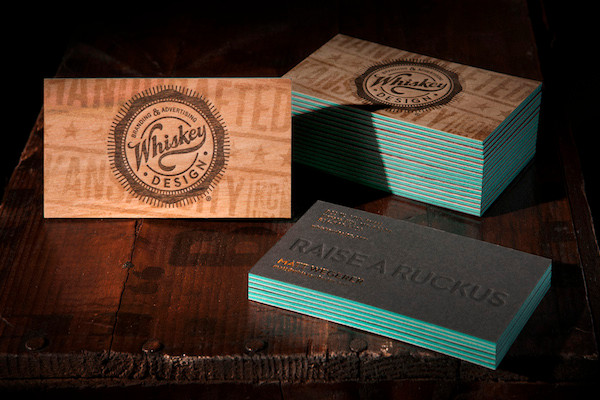 Whiskey Design Branding