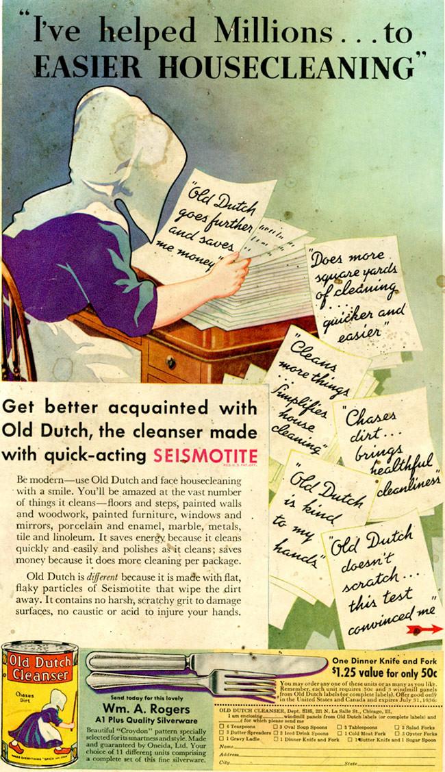 Old Dutch artical